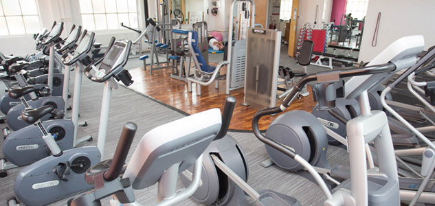 Personal Trainer Gym Facilities