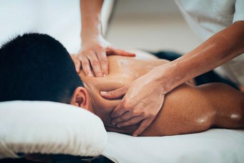 Sports massage sileby