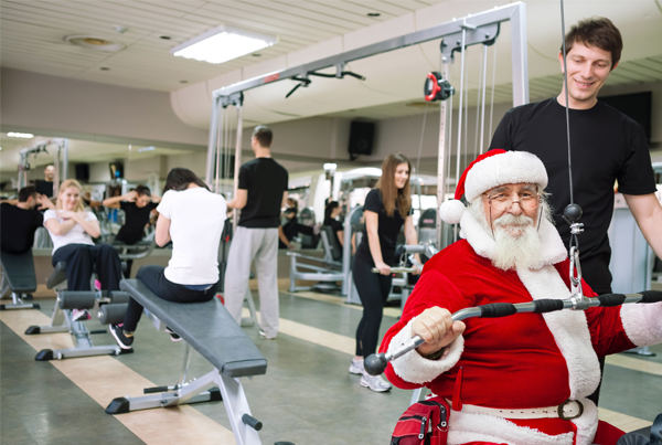 Physfit Christmas Holiday Dates